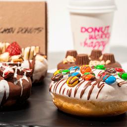 Munchin Donuts Vertiz