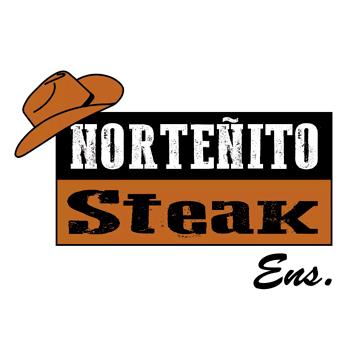 Logo Norteñito Steak - Morena