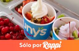 Nunys Yogurt