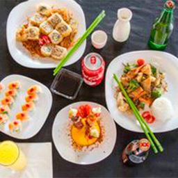 Nuvo Sushi-