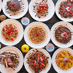 Santo Waffle Pachuca