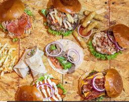Pamboleros Burger