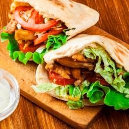Bar Pita Israeli Street Food