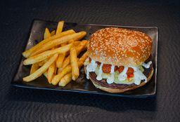 Pits Burger.