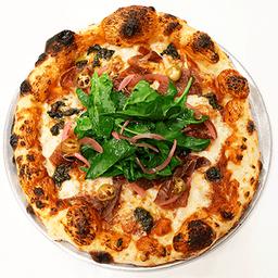 Pizza de Bread