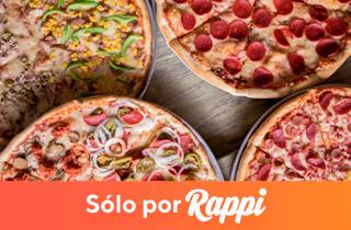 Logo Pizzas Tonalá