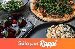 ALPHI Pizzería Artesanal