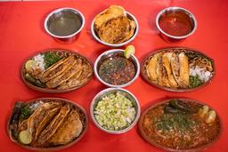 Tacos de Barbacoa Don Mario