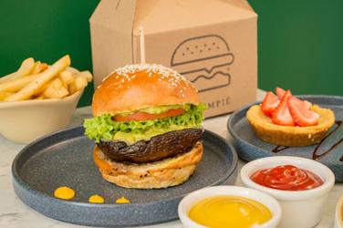 Logo Tentempie Burger