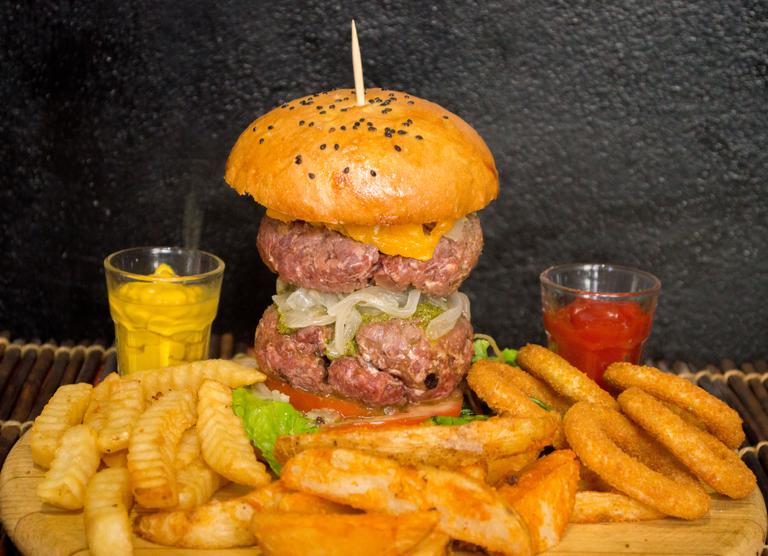 Logo Stregoni Burgers