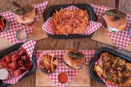 Brooklyn Burgers and Fries