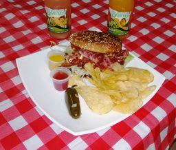 Burger & Javiers