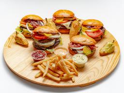 Picañas Burger