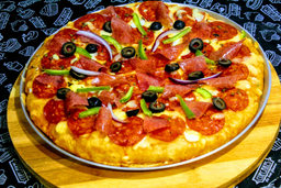 Pizza Nuti Gourmet