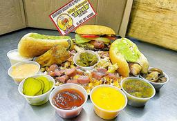 """Hotdogs Y Hamburguesas """"Los Del Bajio"""""""