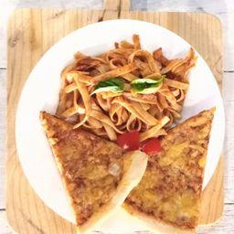 Godzuki Pizza