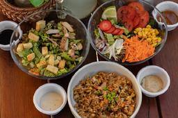 Green Food comida saludable & Sushi