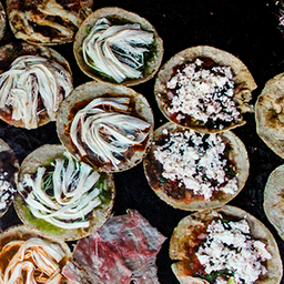 Quesadillas Oaxaca