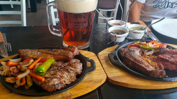 Red Cow Grill wine & beer