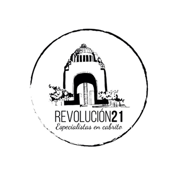Logo Revolución 21