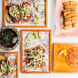 Riveras Fish Taco