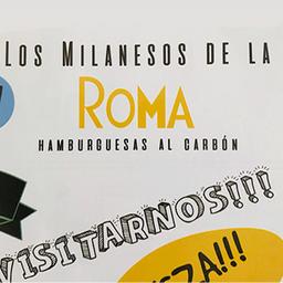 Los Milanesos De La Roma