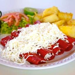 Enchiladas Rossy