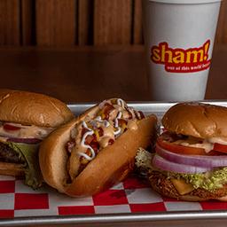 Sham Burgers