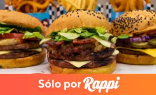 Logo Sixties Burger