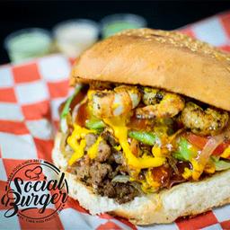 Social Burger Av. Cima