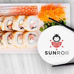 sunroll sushi Saulud