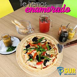 Sur Pizza + Pasta + Tinto