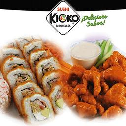 Kioko Sushi & Boneless