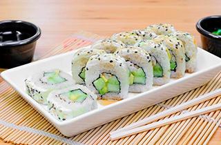 Logo Sushi Roll