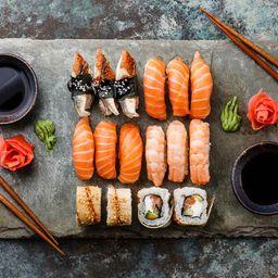 Mr Sushi Galerias