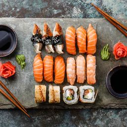 Sushi Pirules