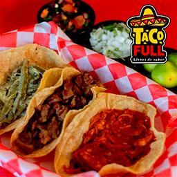 Taco Full Durango