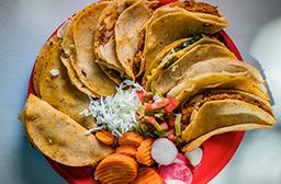 Tacos al Vapor Garman's