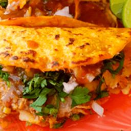 Tacos de Barbacoa El Carnal