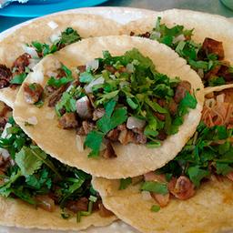 "Tacos Chicharo ""M"""