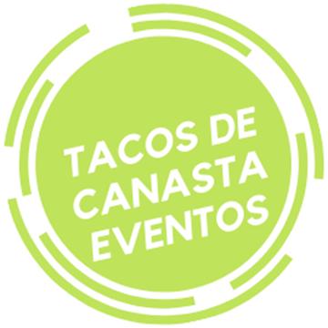 Logo Tacos de Canasta Eventos