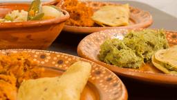 Tacos finos de canasta La abuela