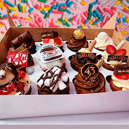 """Taide""""s Cupcakes (cupcakery Gdl)"""