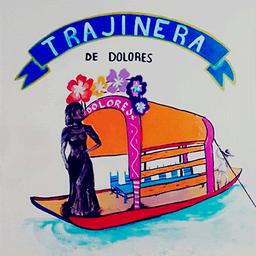 Trajinera de Dolores