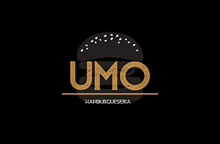 Logo UMO Hamburguesería