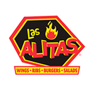 Las Alitas background