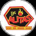 Las Alitas background