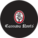 Cassava Roots background