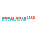 Ensaladas Caro background