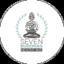 Seven Buddhas background